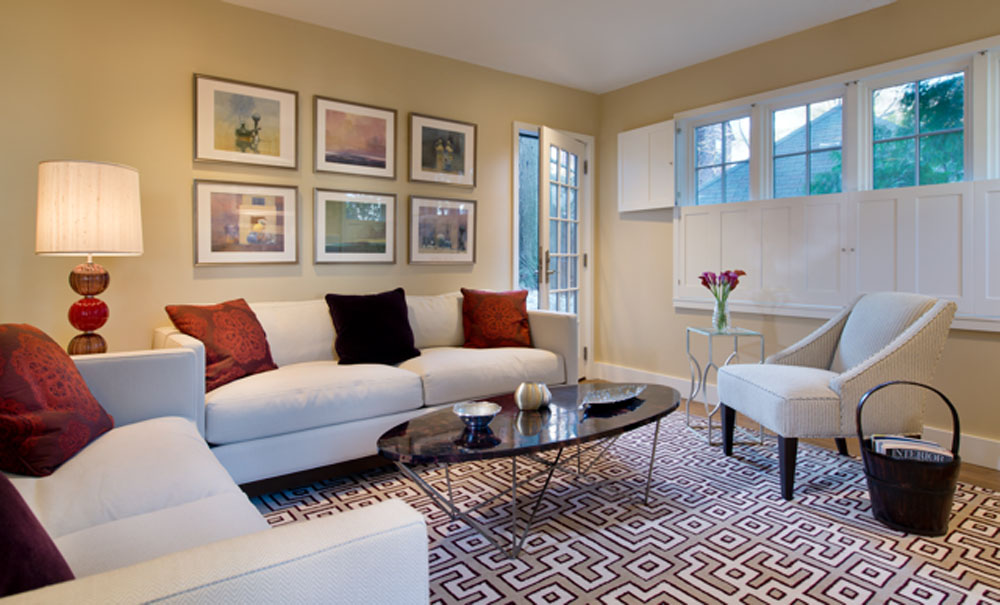 Kelly Taylor Interior Design Worked With Rustigian Rugs On This Exclusive,  Custom Colored Tibetan Rug With A Mixed Weave (hi/low) Pile U2013 Adding  Geometry And ...